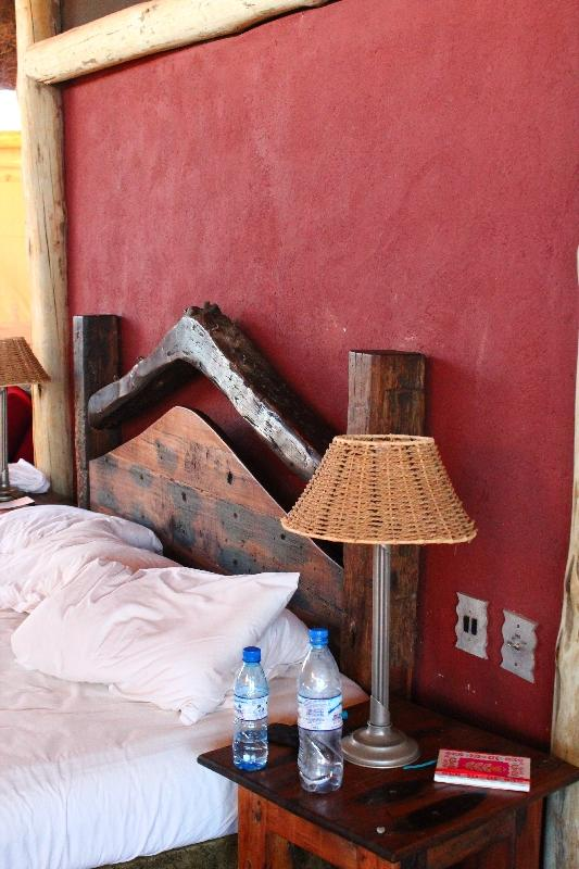Bedroom design Tarangire Treetops, Tanzania