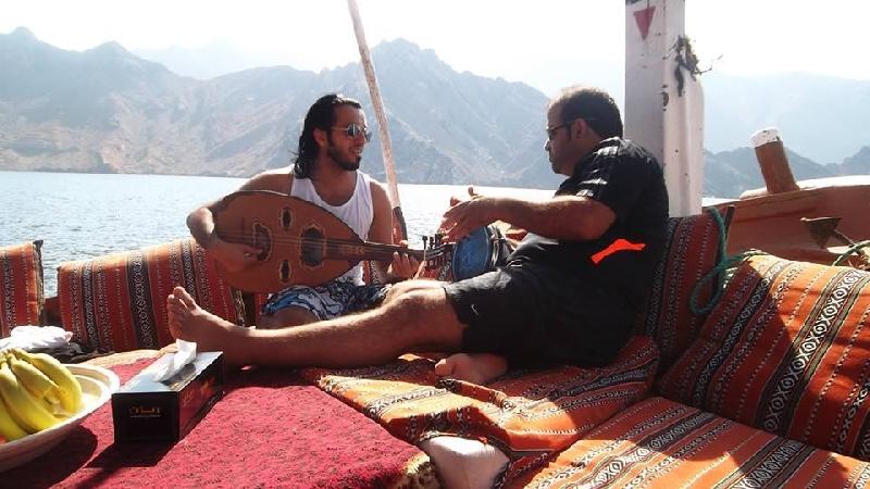 Khasab Oman Khasab dhow cruise