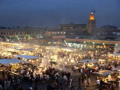 4 Days & 3 Nights Desert Tour From Fez Tangier Morocco Photographs