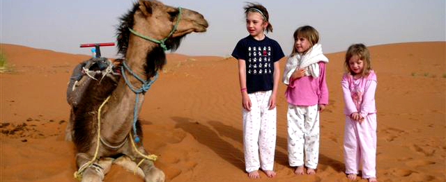 4 Days & 3 Nights Desert Tour From Fez Tangier Morocco Vacation Guide