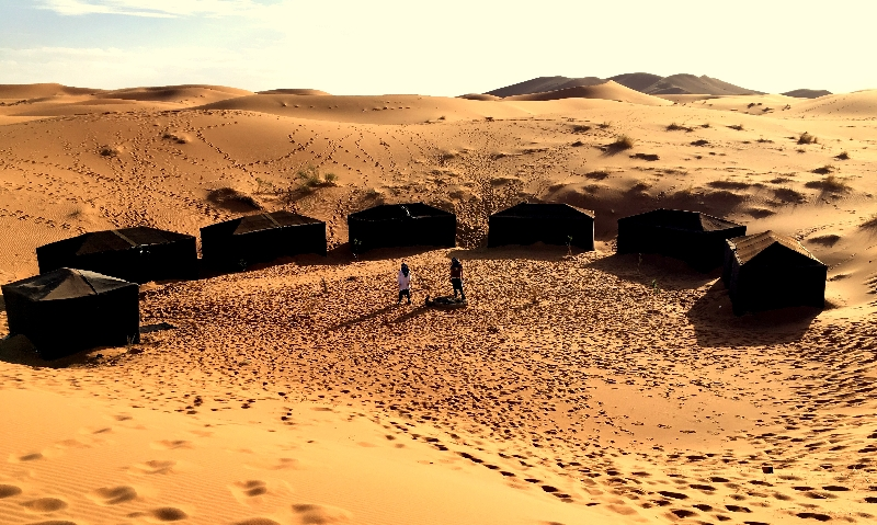4 Days & 3 Nights Desert Tour From Fez Tangier Morocco Holiday Adventure