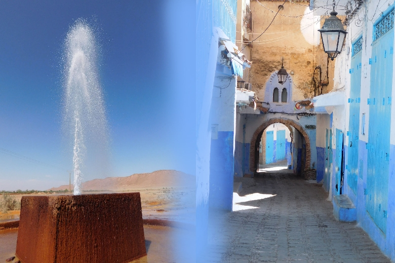 4 Days & 3 Nights Desert Tour From Fez Tangier Morocco Diary Pictures