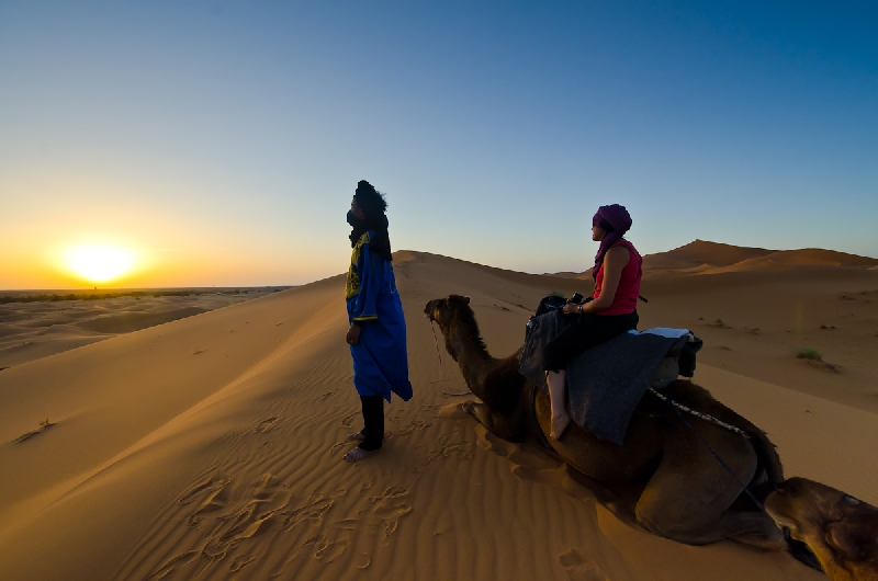 4 Days & 3 Nights Desert Tour From Fez Tangier Morocco Travel Picture