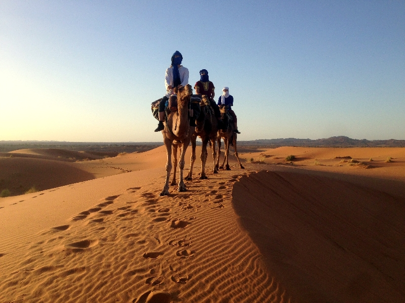 4 Days & 3 Nights Desert Tour From Fez Tangier Morocco Diary