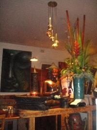 Beautiful restaurant in Byron Bay