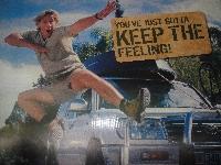 Keep the Steve Irwin spirit alive!