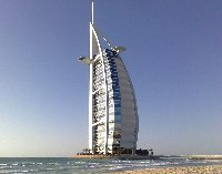 Burj Al Arab aka The Sail of Dubai