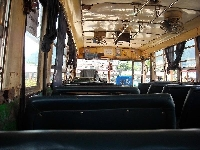 The bus to the Cambodian Border