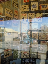 Antique shop in Northampton