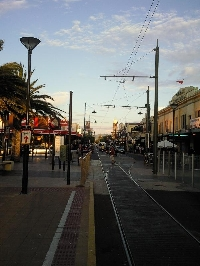 Glenelg Moseley Square restaurants
