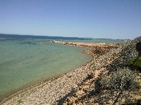 Panorama at Eagle Bluff, Shark Bay