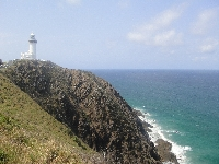 Australia's most easterly point