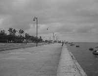 Malecom, Havana's esplanade
