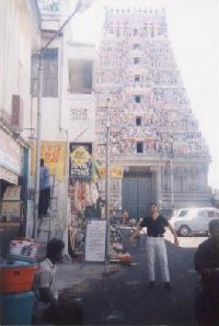 Photo of the Meenakashi Temple