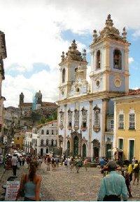 Pelourinho, San Salvador de Bahia
