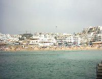 Photos of Albufeira in Portugal