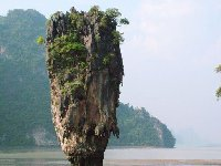 James Bond Island, photos of Thailand