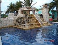 Hotel in Mexico, Isla Cozumel
