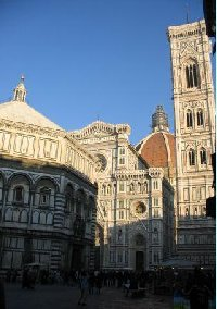 Pictures of Florence in Tuscany.