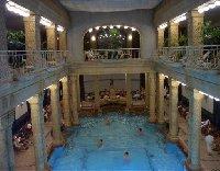 Széchenyi Thermal Bath in Budapest.