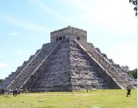 One of the seven world wonders in Mexico.