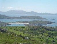 The amazing landscapes of Ireland.