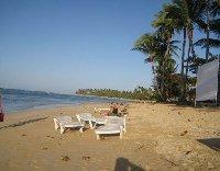 Photos at the beach, Dominican Republic.