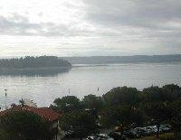 Panoramic photos of Portoroz in