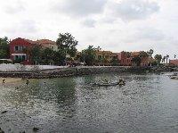 From Dakar to Ile de Goree, Senegal
