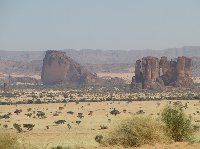 Ennedi Desert Safari in Chad Holiday Pictures
