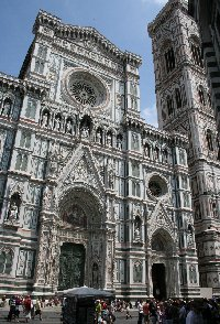 Day trip to Florence Italy Diary Experience