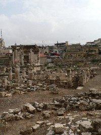 The Roman temple ruins of Baalbek Lebanon Trip Adventure