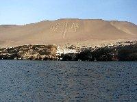 Reserva Nacional de Paracas near Pisco Peru Photographs