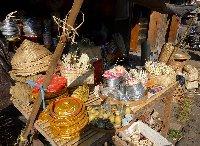 Banjar Buddhist monastery Dencarik Indonesia Travel Experience