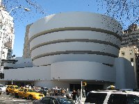New York Art Galleries Guide United States Vacation Photos