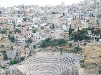 Amman Jordan Travel Picture