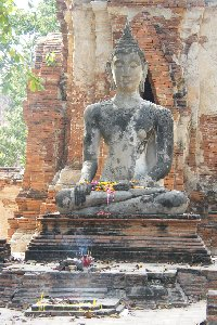 Ayutthaya tour Thailand Experience