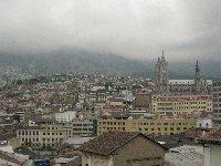 Flight Quito Ecuador Photo