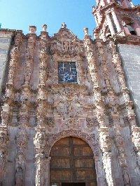 San Miguel de Allende in Mexico Pictures