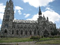 Tour of Quito Ecuador Trip Sharing