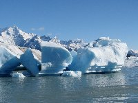 Glacier tour Patagonia Argentina El Calafate Diary Photography