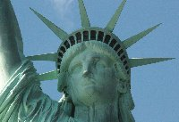 Bus tour sightseeing in New York City United States Vacation Tips