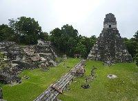 Tikal Tour of the Mayan Ruins, Guatemala Blog Review