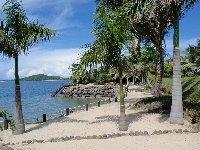 Fiji Beach Resort Holiday Nanuya Lailai Diary