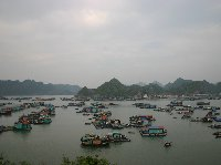 Cat Ba Island in Halong Bay Vietnam Review Gallery