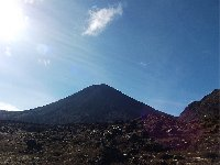 Tongariro Crossing New Zealand Erua Travel Album