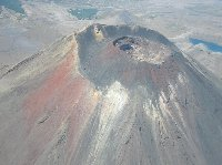 Mount Ngauruhoe flight New Zealand Blog Sharing