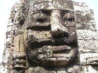 Tuk tuk temple tour in Siem Reap Angkor Cambodia Trip