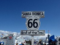 Santa Monica Beach Holiday United States Travel Blogs