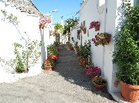 Holiday in an Alberobello Trullo Italy Blog Pictures